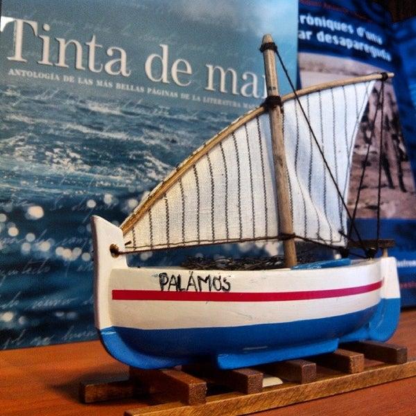 รูปภาพถ่ายที่ Museu de la Pesca โดย Laia V. เมื่อ 5/17/2014