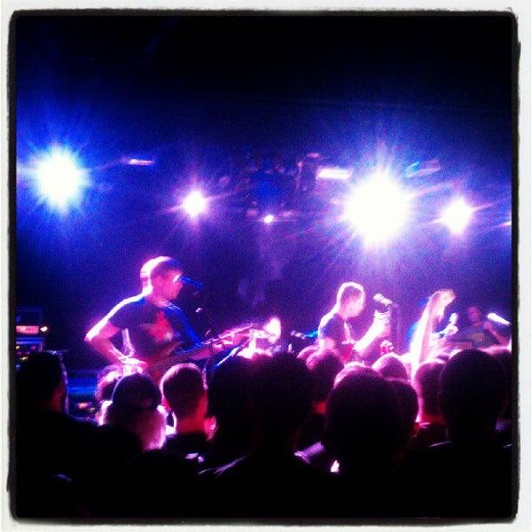 Foto tomada en Le Poisson Rouge por XChocoX .. el 10/5/2012