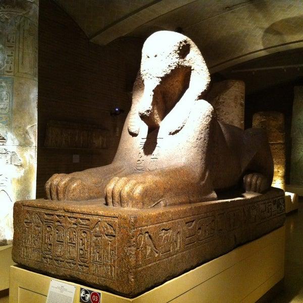 Das Foto wurde bei University of Pennsylvania Museum of Archaeology and Anthropology von Cameron G. am 12/22/2012 aufgenommen