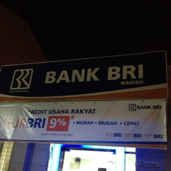 Bank Bri Unit Mariso Profesional Tempat Tempat Lainnya Di Makassar
