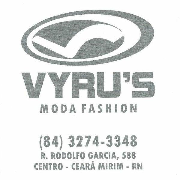 b3bba0aa4a Photo taken at Virus Moda Fashion Ceará-Mirim by Cady S. on 11