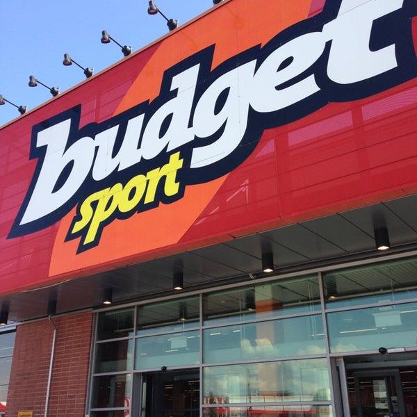 budget sport aukioloajat