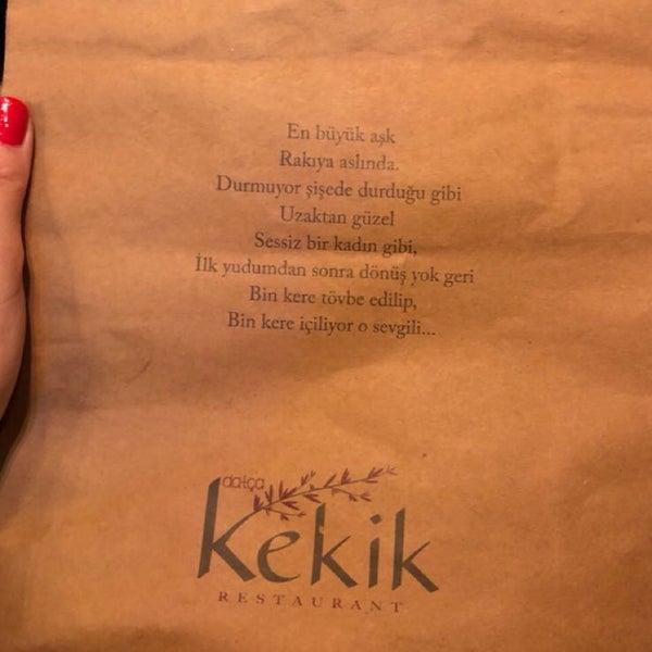 8/24/2018 tarihinde Aysun Y.ziyaretçi tarafından Kekik Restaurant'de çekilen fotoğraf