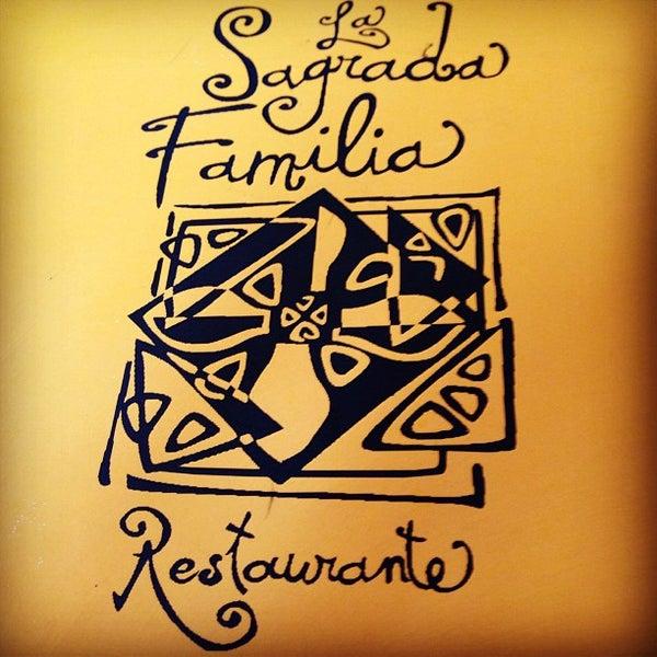 Foto tirada no(a) La Sagrada Família por thissianne em 3/6/2013