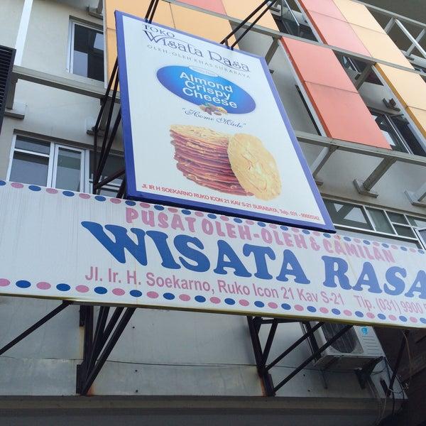 Foto Di Wisata Rasa Semolowaru Surabaya Jawa Timur