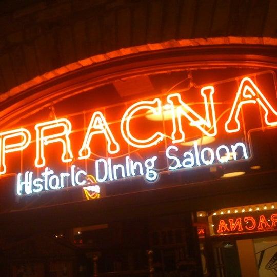 Снимок сделан в Pracna On Main пользователем Graeme T. 8/13/2011