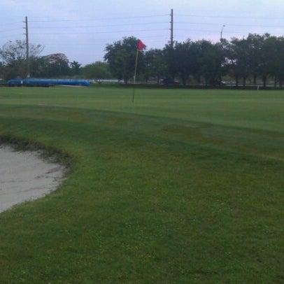 Das Foto wurde bei Palmetto Golf Course von Dedrick B. am 6/27/2012 aufgenommen