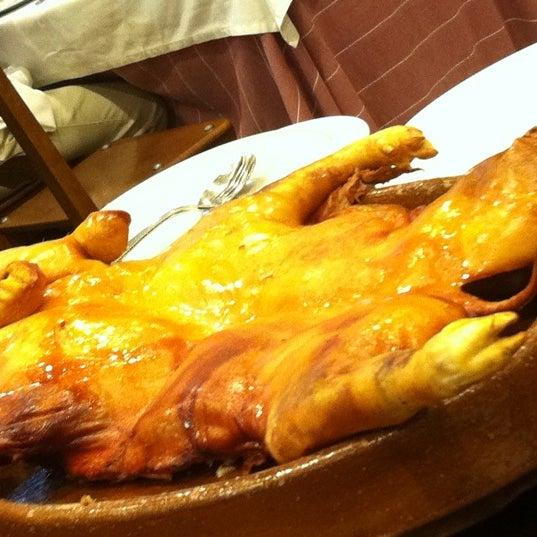 8/13/2011에 Mariela S.님이 Restaurante José María에서 찍은 사진