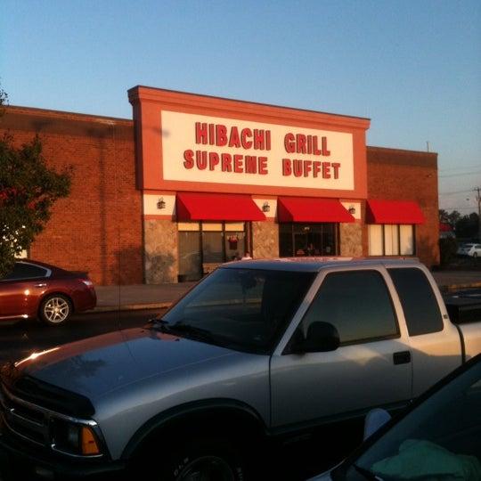 hibachi grill supreme buffet chinese restaurant in fayetteville rh foursquare com