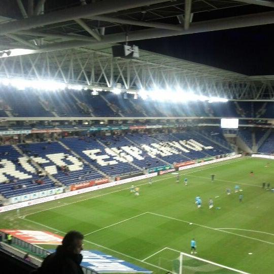 Foto diambil di RCDE Stadium oleh Ivan B. pada 12/20/2011