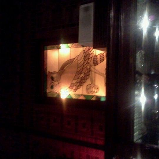 Снимок сделан в The Owl Bar пользователем Kellie G. 7/19/2012