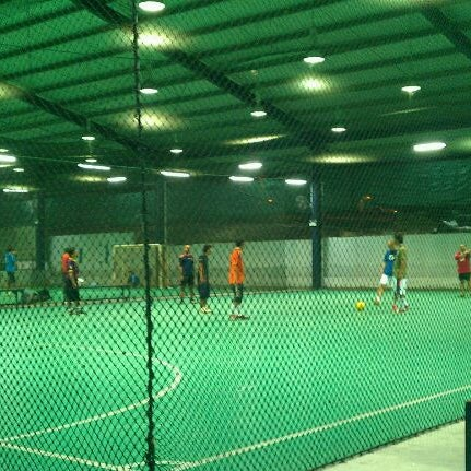 Photo taken at Challenger Sport Center by Saiful Bahari Y. on 3 24  e6199ed63ddba