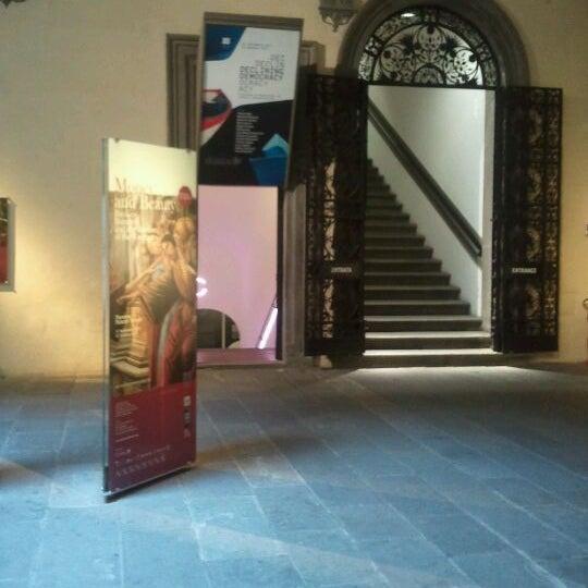 Photo prise au Palazzo Strozzi par Jang Young K. le11/3/2011