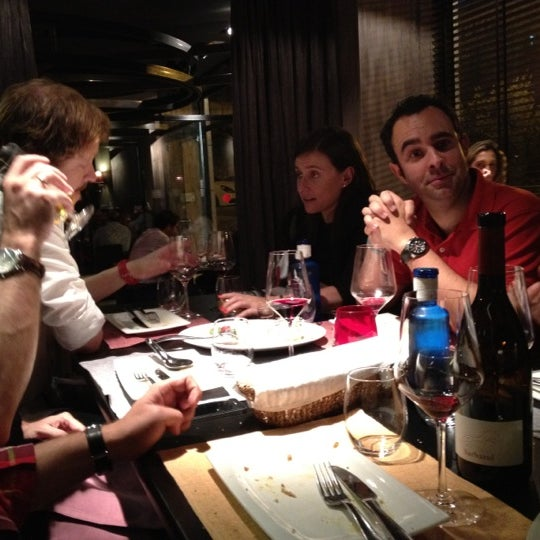 Снимок сделан в Restaurante Lakasa пользователем Alberto R. 6/7/2012