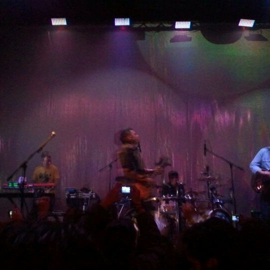 Foto tomada en Centro Cultural Amanda por Rodrigo Z. el 5/16/2012