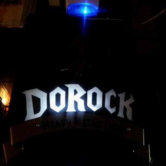 12/13/2011 tarihinde Adil A.ziyaretçi tarafından Dorock Heavy Metal Club'de çekilen fotoğraf