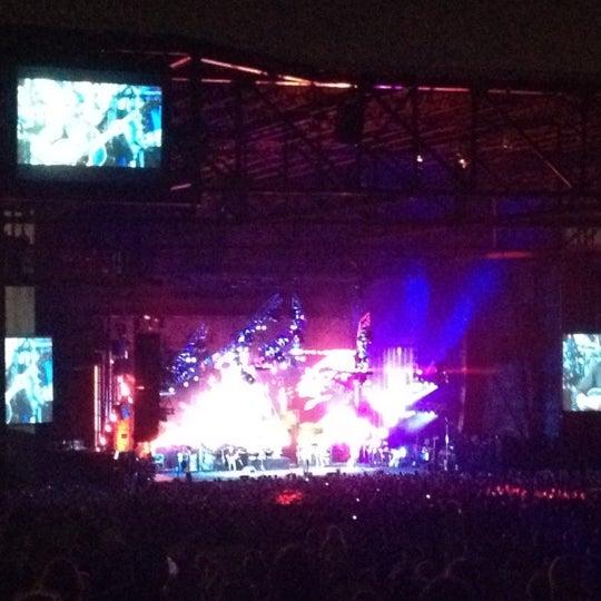 Foto tomada en Coral Sky Amphitheatre por @Raynel1 W. el 7/22/2012