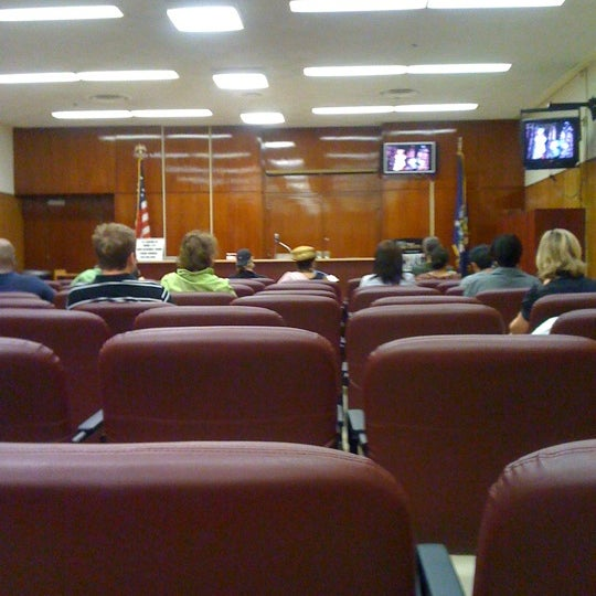 Photos at Jury Duty Assembly Room - Courthouse in Downtown