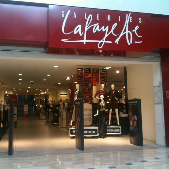 Galeries Lafayette - Department Store in Rosny-sous-Bois