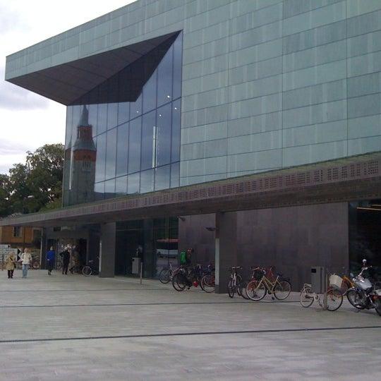 9/17/2011にMarkus I.がMusiikkitaloで撮った写真
