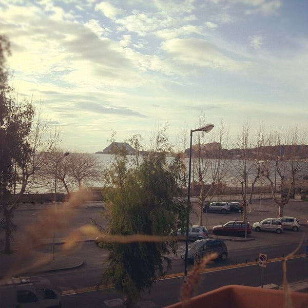 1/30/2012 tarihinde Paolo C.ziyaretçi tarafından Hotel Villa Luisa'de çekilen fotoğraf
