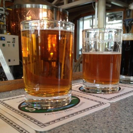 Das Foto wurde bei Snake River Brewery & Restaurant von Ryan T. am 6/12/2012 aufgenommen