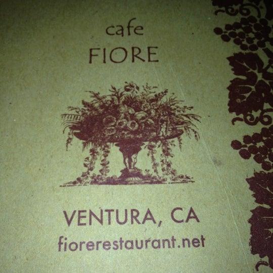 Cafe Fiore Italian Restaurant