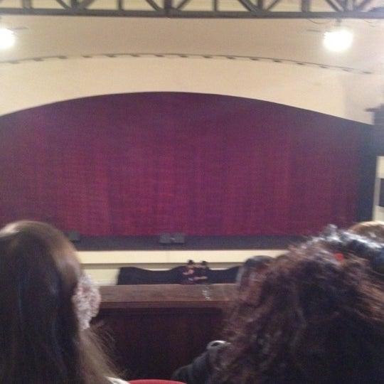 Foto diambil di Teatro Nescafé de las Artes oleh Macarena D. pada 6/9/2012