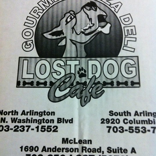 Lost Dog Cafe Mclean