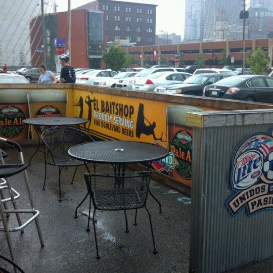 Das Foto wurde bei El Bait Shop von Michael G. am 6/16/2012 aufgenommen