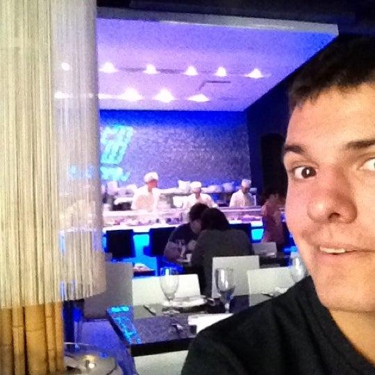 Снимок сделан в Nisen Sushi пользователем Nick M. 8/28/2012