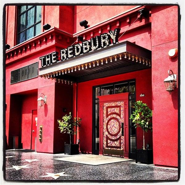6/3/2012 tarihinde Joseph T.ziyaretçi tarafından The Redbury'de çekilen fotoğraf
