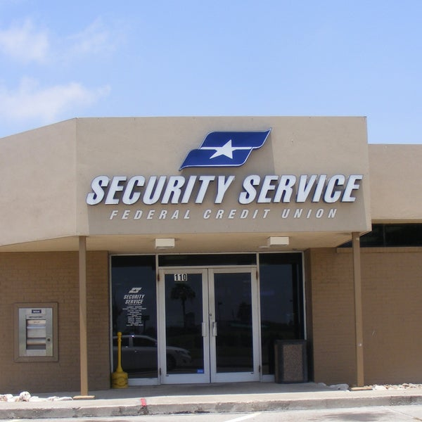 Photos At Security Service Federal Credit Union Portland Tx