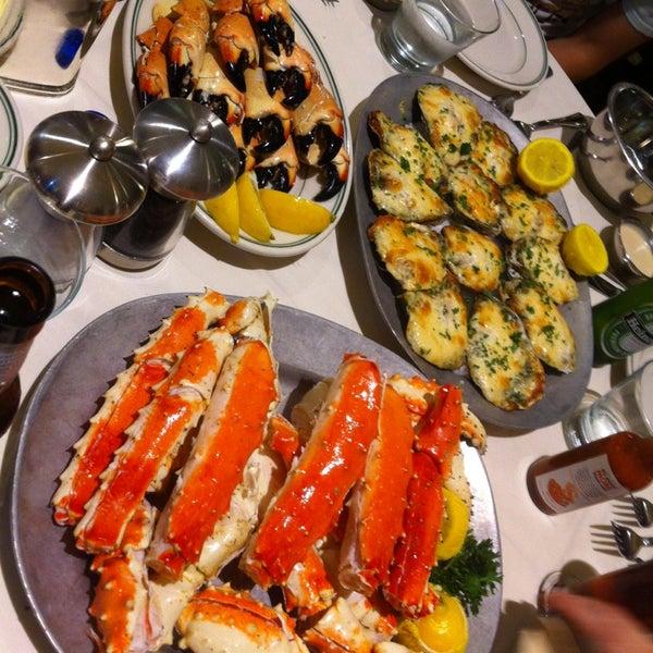 7/12/2013にCarlos H.がJoe's Seafood, Prime Steak & Stone Crabで撮った写真