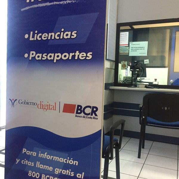 Photo Taken At Banco De Costa Rica Bcr By Kattia G On 5