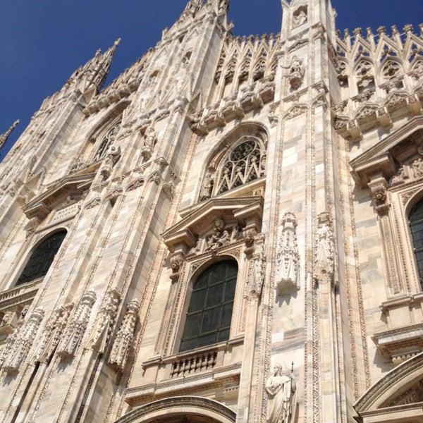Photo prise au Dôme de Milan par Claudia C. le7/25/2013
