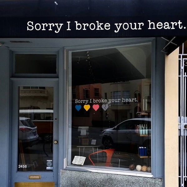 Photos At Sorry I Broke Your Heart Hair Salon Salon Barbershop