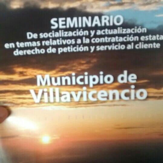 Photo prise au GHL Grand Hotel Villavicencio par Alejandro R. le12/22/2015