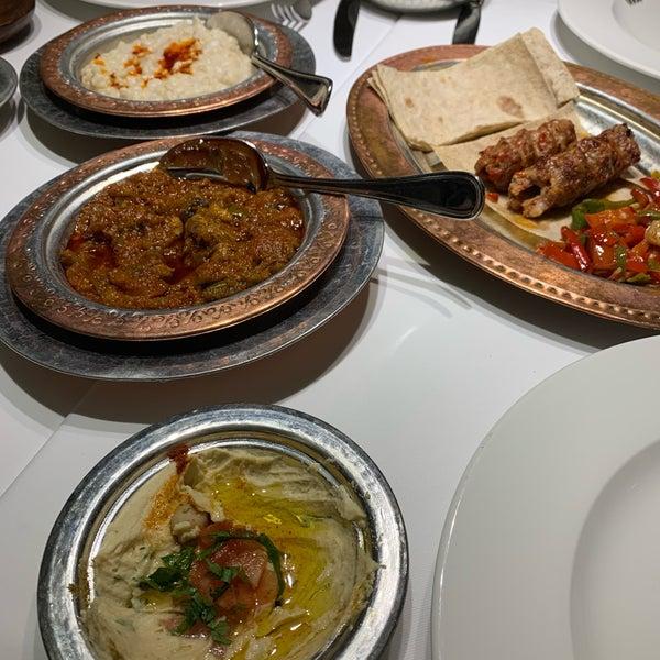 2/15/2019 tarihinde Sunziyaretçi tarafından Seraf Restaurant'de çekilen fotoğraf