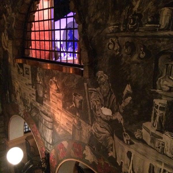 5/21/2014에 Ivan S.님이 Restaurante & Bar La Strega에서 찍은 사진
