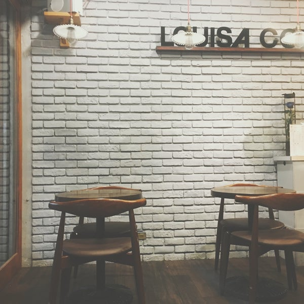 Pleasing Photos At Louisa Coffee Cafe In Daan Qu Andrewgaddart Wooden Chair Designs For Living Room Andrewgaddartcom