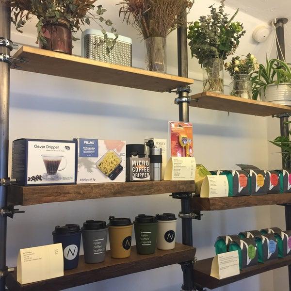 8/16/2019にStella K.がNylon Coffee Roastersで撮った写真