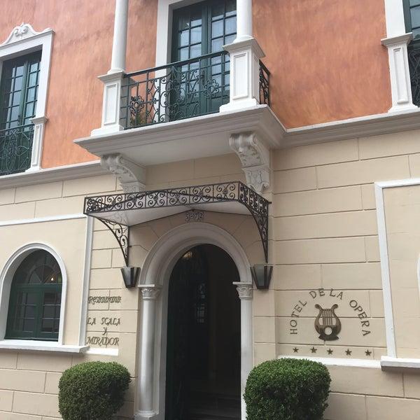 Foto scattata a Hotel de la Opera da Jair C. il 4/28/2018