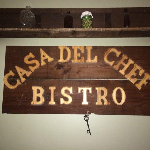 5/9/2016에 inten님이 Casa Del Chef Bistro에서 찍은 사진