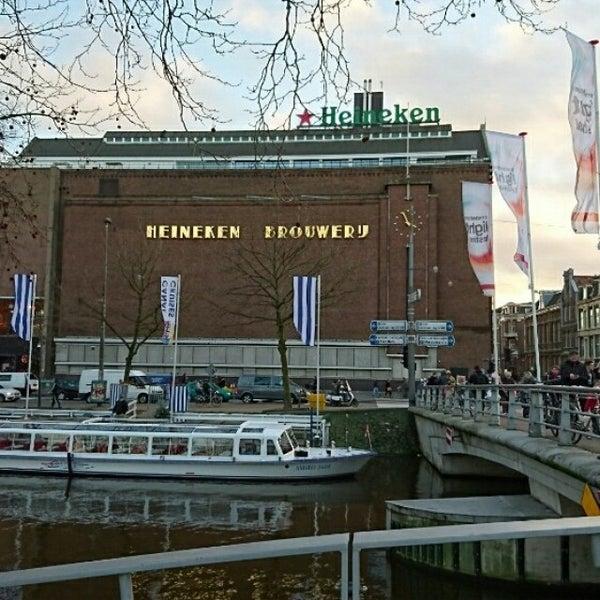 12/4/2015 tarihinde Geir Aage A.ziyaretçi tarafından Heineken Experience'de çekilen fotoğraf