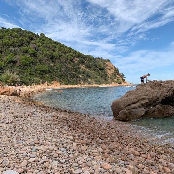 Platja Vallpresona Beach