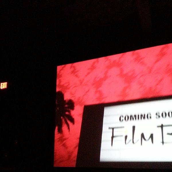 5/19/2013にDavidがFilmBarで撮った写真