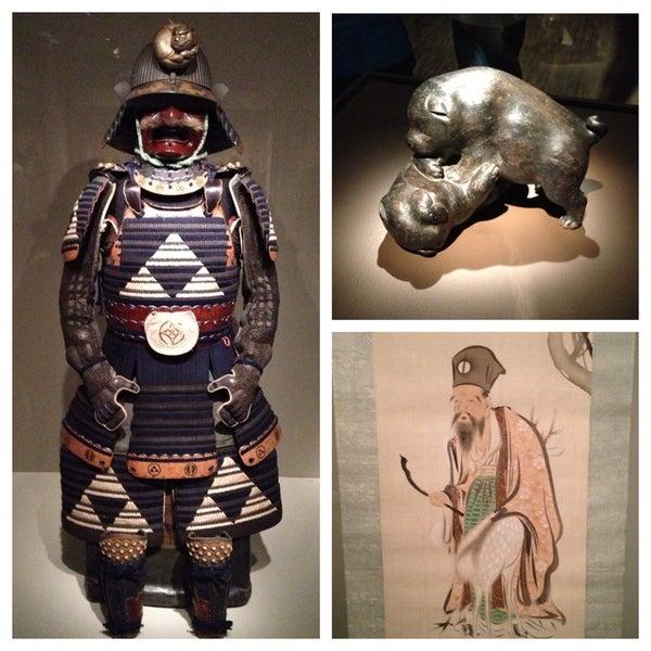 7/7/2013 tarihinde steve n.ziyaretçi tarafından Asian Art Museum'de çekilen fotoğraf