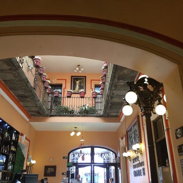 Foto tomada en Casa Real Poblana por Guadalupe E. el 8/11/2018