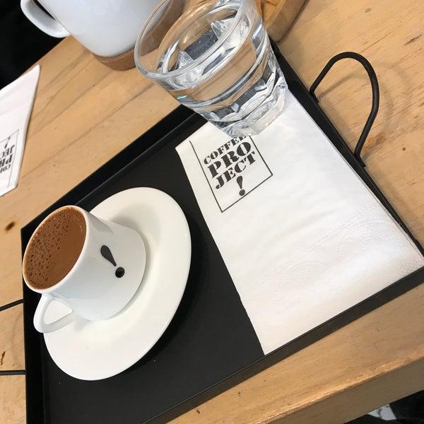 12/19/2018 tarihinde Herbalife Koçu Yahya Tarık D.ziyaretçi tarafından Coffee Project'de çekilen fotoğraf